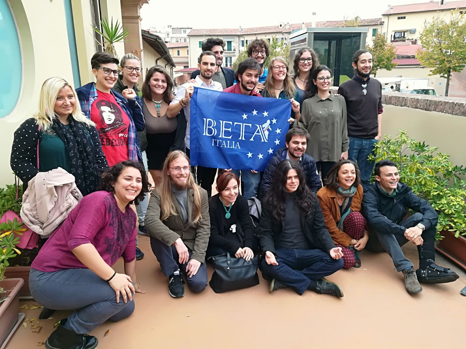 Group Photo BETA Italia