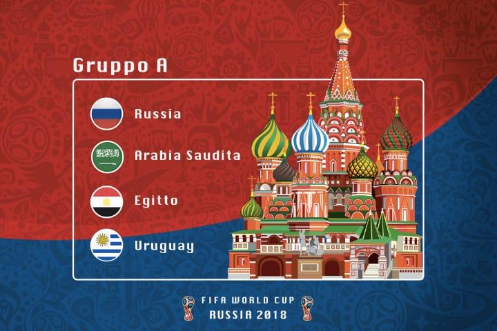 Fischio d'inizio della FIFA World Cup 2018: Russia sotto i riflettori mondiali